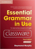 Essential Grammar in Use 3rd Edition Elementary Classware DVD-ROM with Answers
