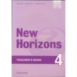 New Horizons 4 Teachers Book