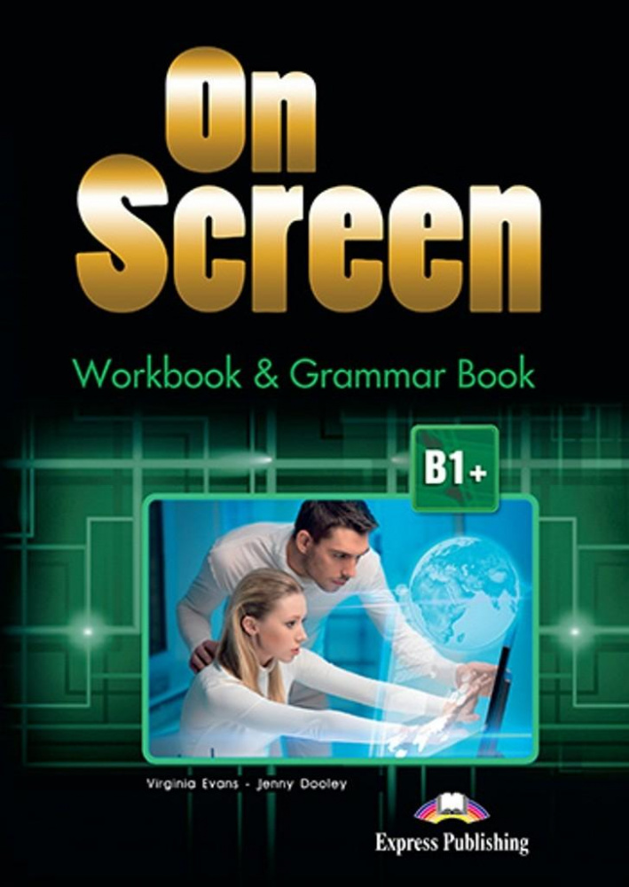 On Screen Revised B1+ Workbook & Grammar Book (with Digibook App.)