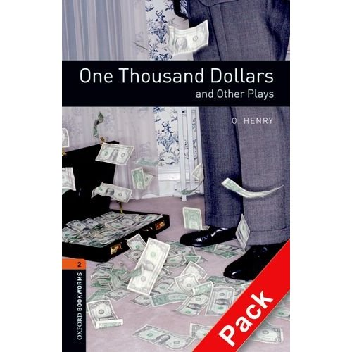 One Thousand Dollars and Other Plays Audio CD Pack
