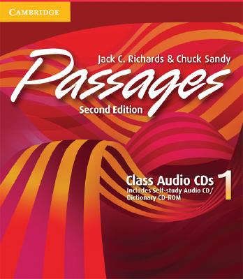 Passages Second Edition Level 1 Class Audio CDs (3) (Лицензия)