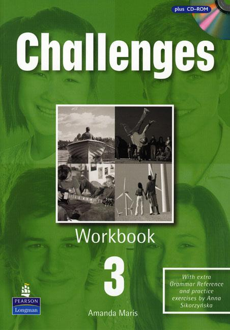 Challenges Level 3 Workbook and CD-Rom Pack