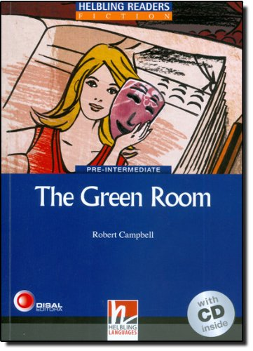 Blue Series Fiction Level 4: The Green Room + CD