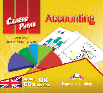 Career Paths: Accounting Audio CDs (set of 2)