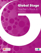 Global Stage 6 Teacher's Book with Navio App