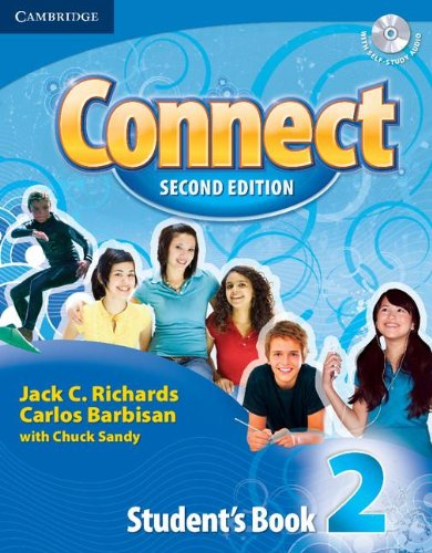 Connect Second Edition: 2 Student's Book with Self-study Audio CD