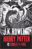 Harry Potter and the Goblet of Fire (Book 4) - New Adult Cover