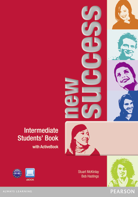 New Success Intermediate Students' Book with DVD/Active Book