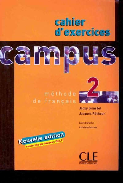 Campus 2 - Cahier D'exercices