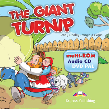 The Giant Turnip multi-ROM (Audio CD / DVD Video PAL)