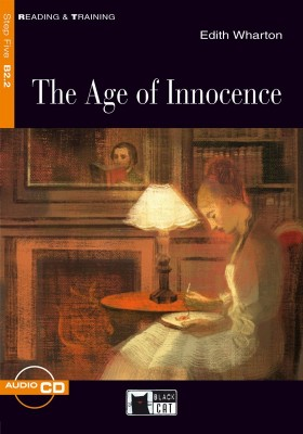 Reading & Training Step 5: The Age of Innocence + Audio CD