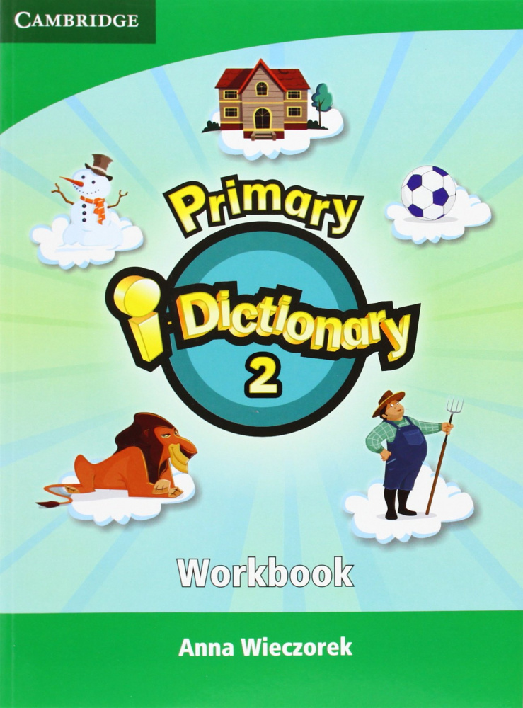 Primary i-Dictionary 2 Movers Workbook + DVD-Rom Pack