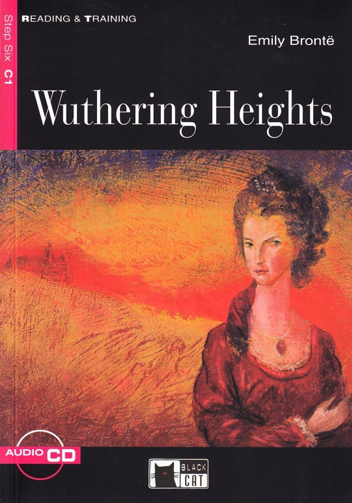 Reading & Training Step 6: Wuthering Heights + Audio CD