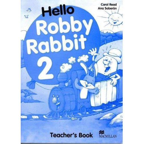 Hello Robby Rabbit 2 Teacher's Book