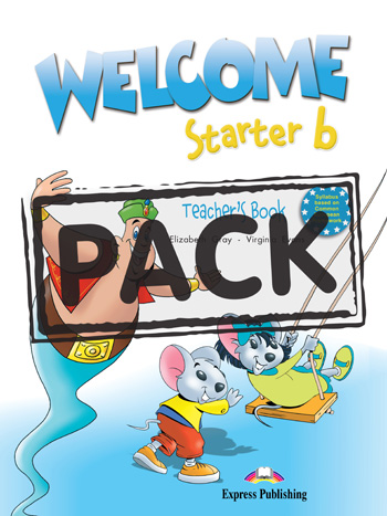 Welcome Starter b Posters