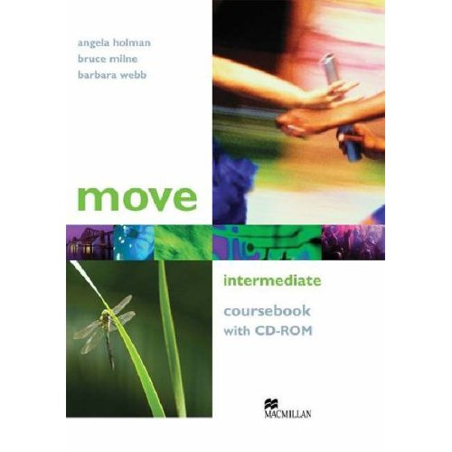 Move  Intermediate: Coursebook with CD-ROM