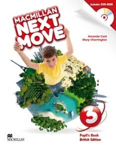 Next Move (Macmillan) Level 3 Student's Book Pack
