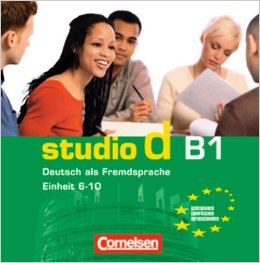 studio d B1.2 Audio-CD