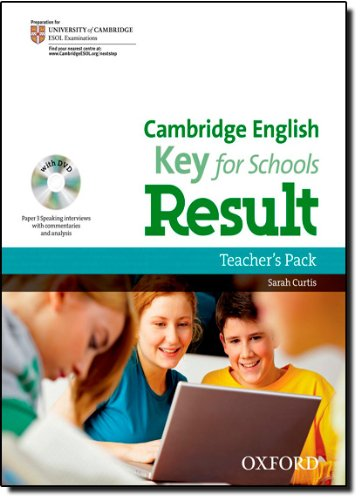 Cambridge English Key for Schools Result Teacher's Pack