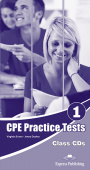 CPE Practice Tests (Revised) 1 Class Audio CDs (set of 6)