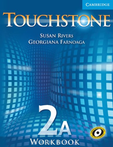 Touchstone Level 2 Workbook A
