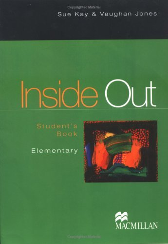 Inside Out Elementary Student's Book