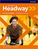 Headway Fifth Edition Pre-intermediate Workbook without Key
