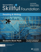 Skillful Second Edition Foundation Reading and Writing Student's Book Premium Pack