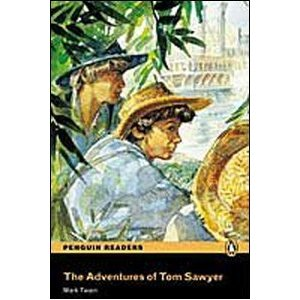 The Adventures of Tom Sawyer (With Audio CD).
