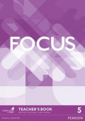 Focus 5 Teacher's Book with DVD-ROM Pack