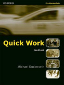 Quick Work Pre-Intermediate: Workbook