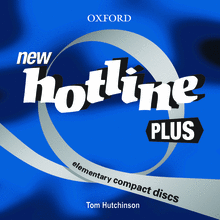 New Hotline Plus Elementary Audio CDs