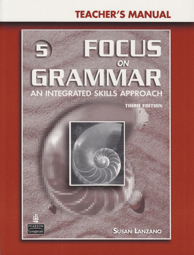 Focus on Grammar 3rd Edition Level 5 Teacher's Manual + CD-ROM