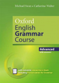 Oxford English Grammar Course: Advanced with Key (includes e-book)