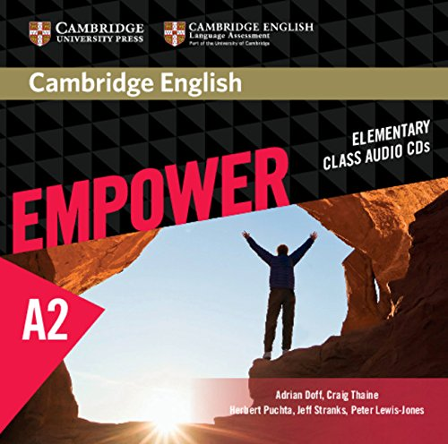 Cambridge English Empower Elementary Class Audio CDs (3) (Лицензия)