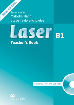 Laser Third Edition B1 Teacher's Book Pack