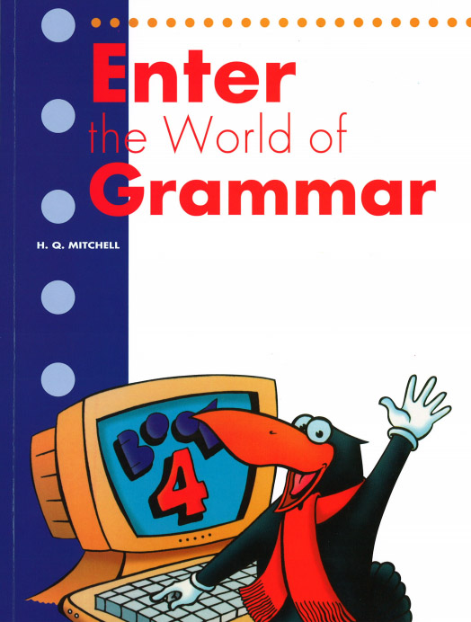 Enter the World of Grammar 4 Student's Book