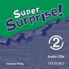 Super Surprise! 2 Class CD