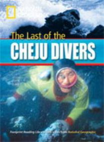 Fotoprint Reading Library A2 The Last of the Cheju Divers with CD-ROM