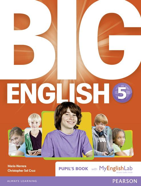 Big English 5 Pupil's Book and MyLab Pack