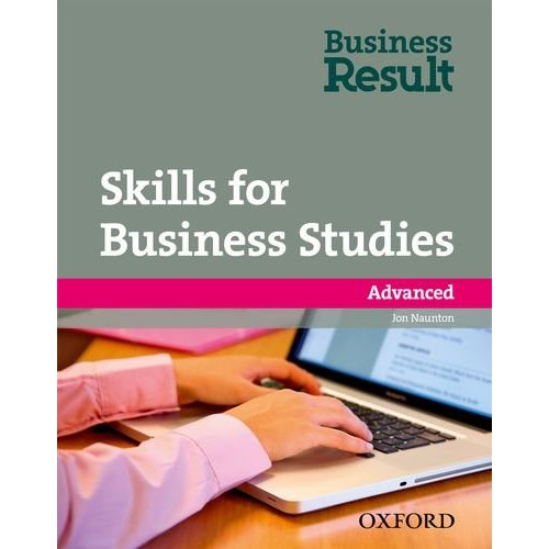 Business Result Advanced Skills for Business Studies Pack
