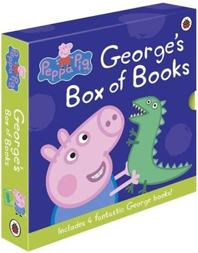 Ladybird: Peppa Pig. George S Box of Books (HB) (4)