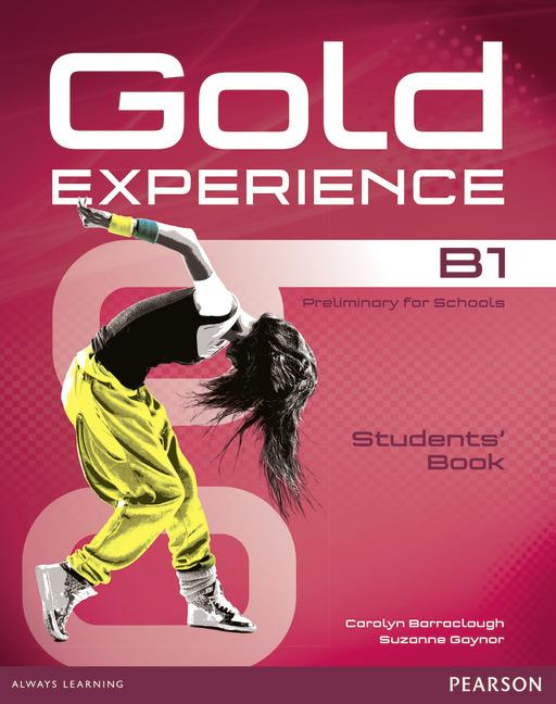 Gold Experience B1 Students' Book with DVD-ROM Pack