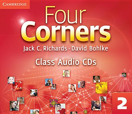 Four Corners Level 2 Class Audio CDs (3) (лицензия)