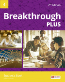 Breakthrough Plus 2nd Edition 4 Student's Book + DSB