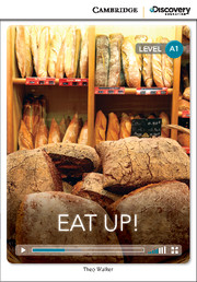 Cambridge Discovery Education Interactive Readers (A1) Beginning Eat Up! (Book with Online Access)