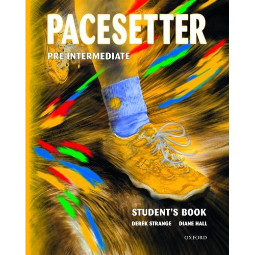 Pacesetter Pre-Intermediate Student's Book