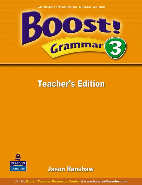 Boost Grammar 3 Teacher's Edition