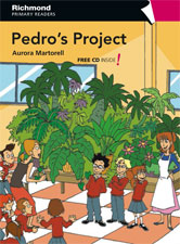 Primary Readers Level 4 Pedro's Project