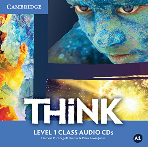 Think 1 Class Audio CDs (3) (Лицензия)